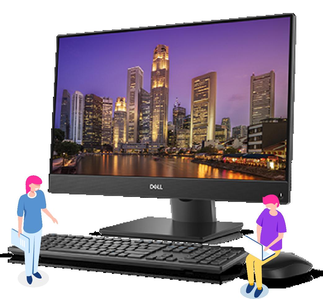 Ecran d'ordinateurs de PC fixes REX ROTARY