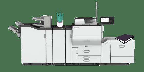 imprimante de production