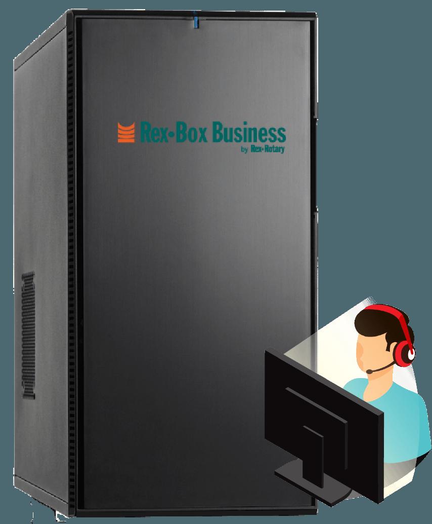 Serveurs informatiques REX ROTARY