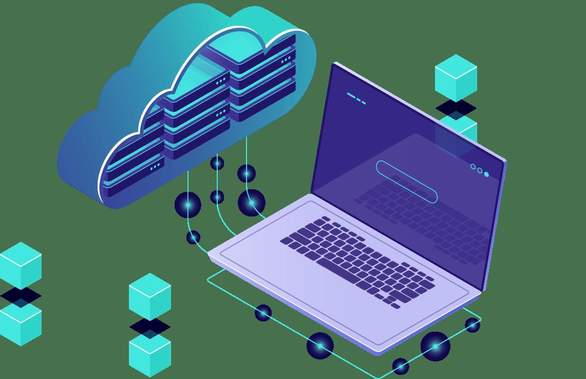 Intégration de dossiers numériques dans ordinateur REX ROTARY