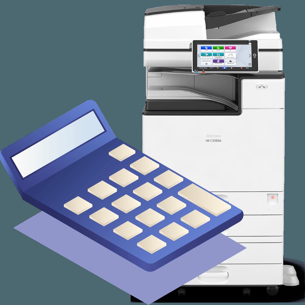 Imprimantes REX ROTARY