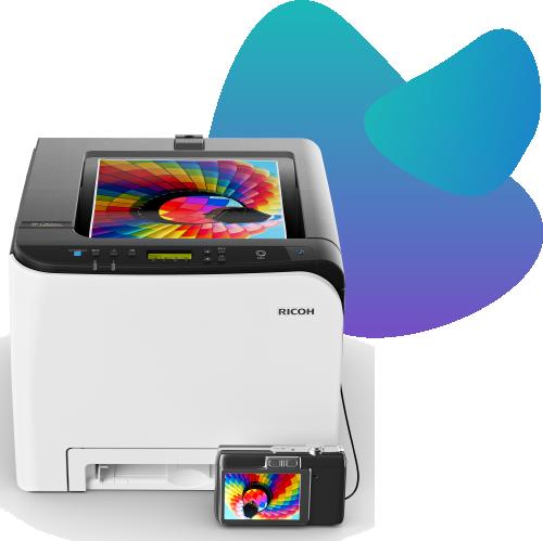 imprimante couleur A3 A4