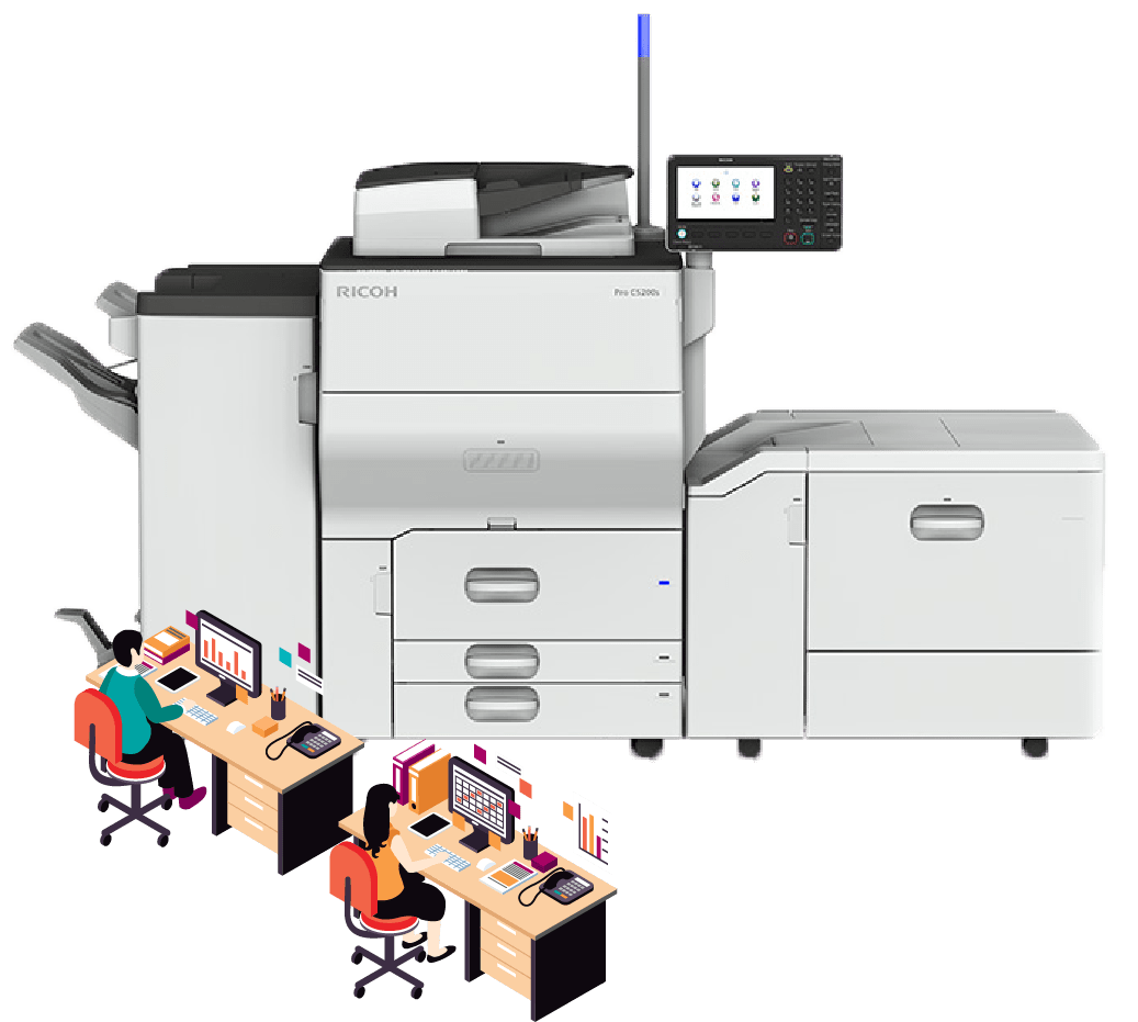 imprimante production