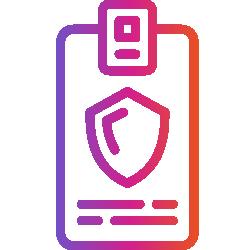 badge electronique