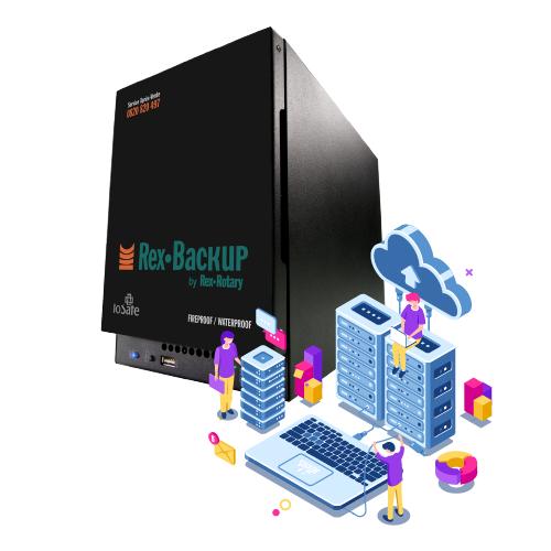 informatique rex backup